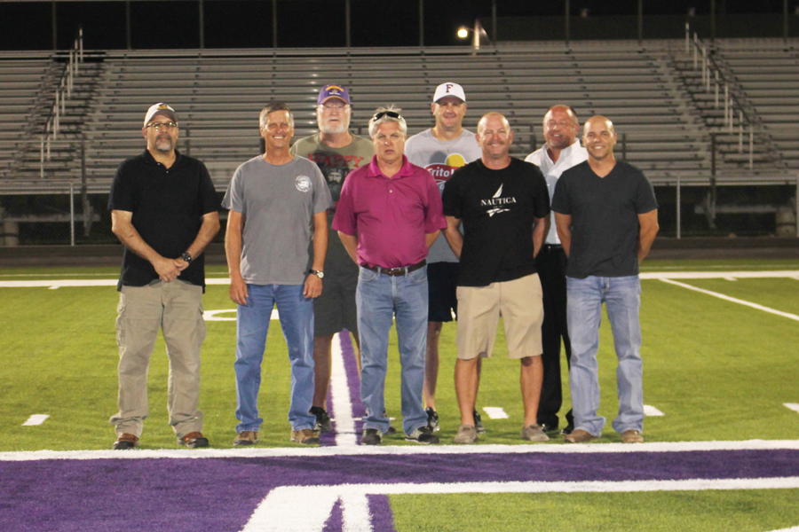 McClain leaves legacy for FISD