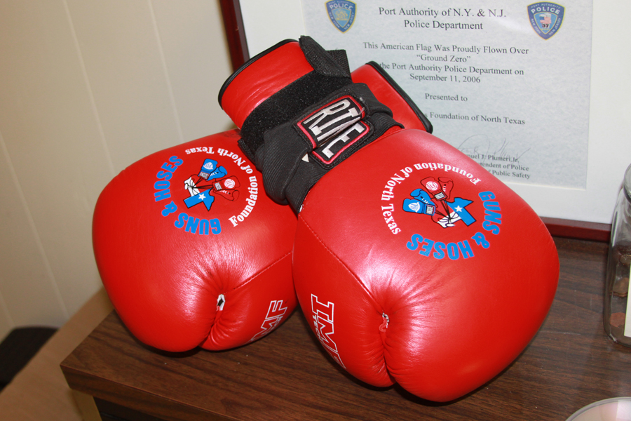 Guns and Hoses: Assisting families of fallen first responders and supporting local police, fire children's charities