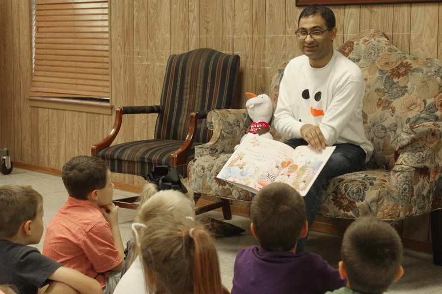 Video: Summer Reading Club embraces winter