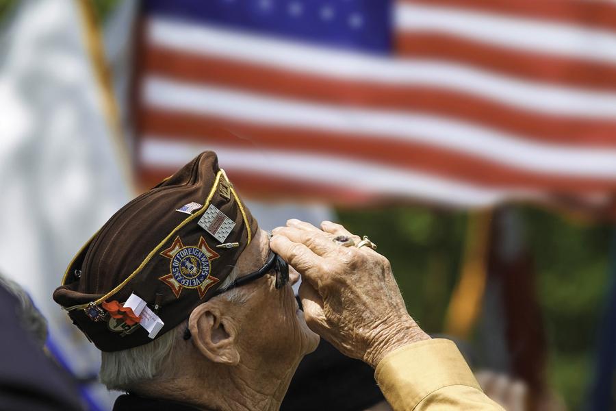 Veteran photos needed