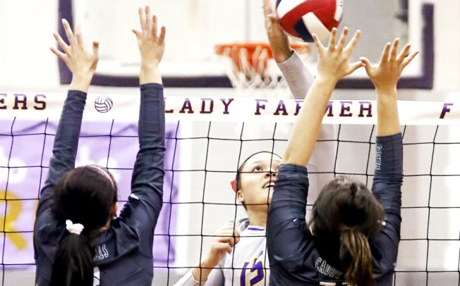 Within reach: Defeat of Ford would wrap up 13-4A title