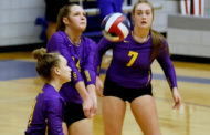 Sweeping start: Lady Farmers knock off Canton in three sets