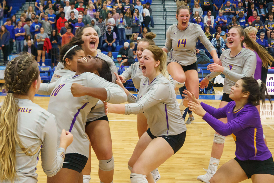 Reason to celebrate: Lady Farmers excel during first season in 4A