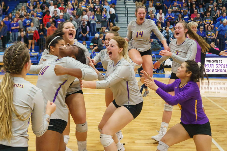 What a year! Programs capture district, postseason championships