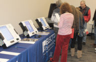 New voting equipment previewed