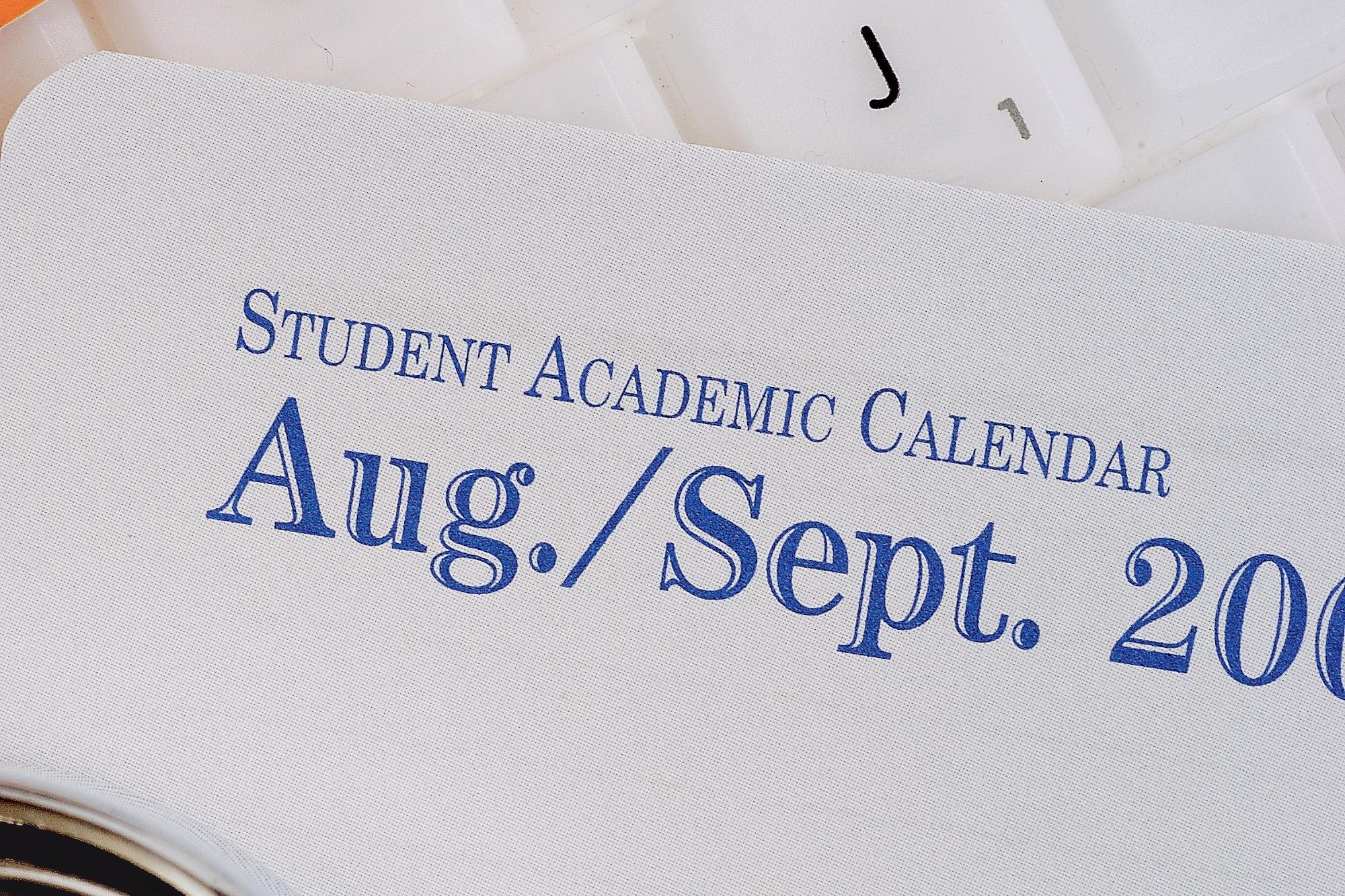 Board talks school calendar dates
