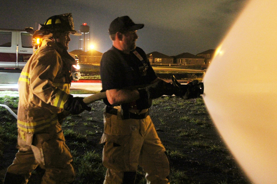 Urgent need for firefighters in eastern Collin County