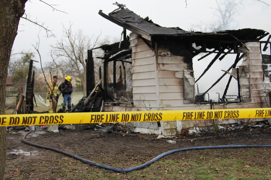 Video: Identities released in double fatality fire
