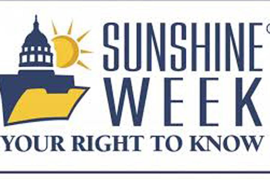 Sunshine Week brings light to transparency