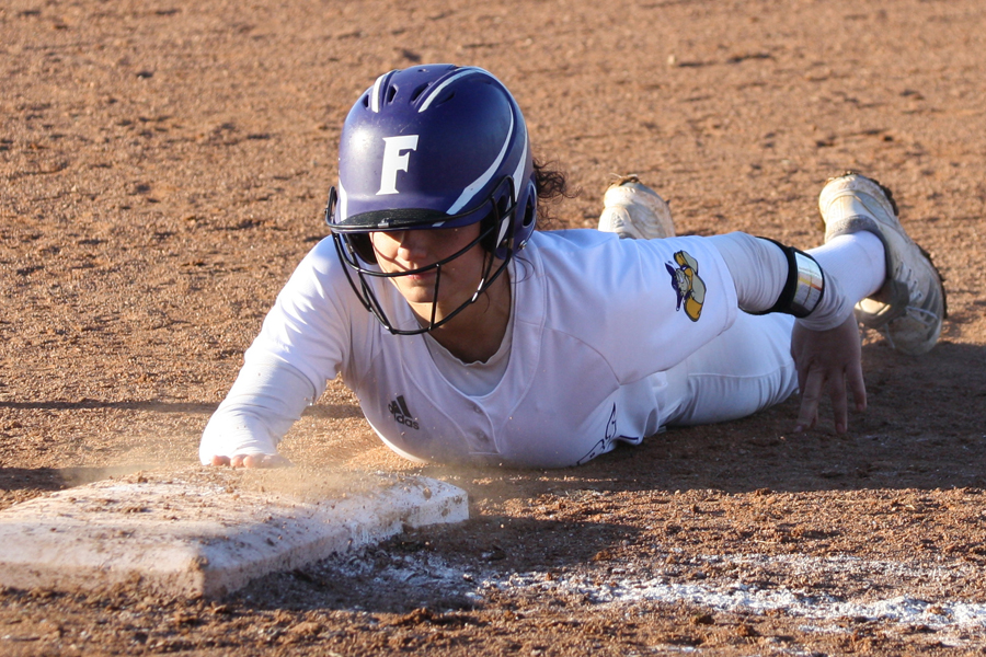 Unstoppable: Lady Farmers plow under Panthers