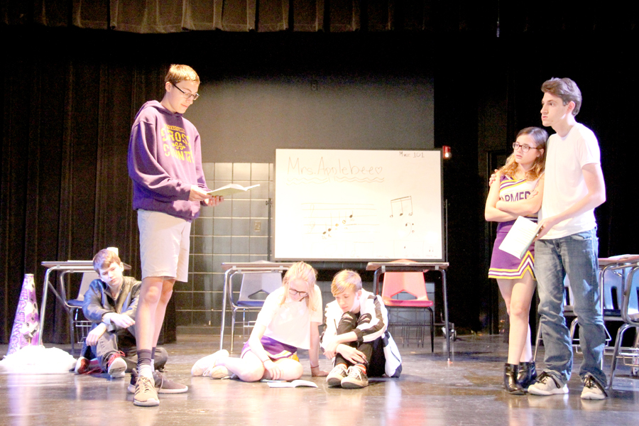 'Lockdown' play brings reality to stage