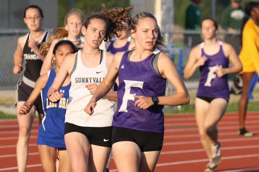Road trip: District 13-4A meet at Sunnyvale
