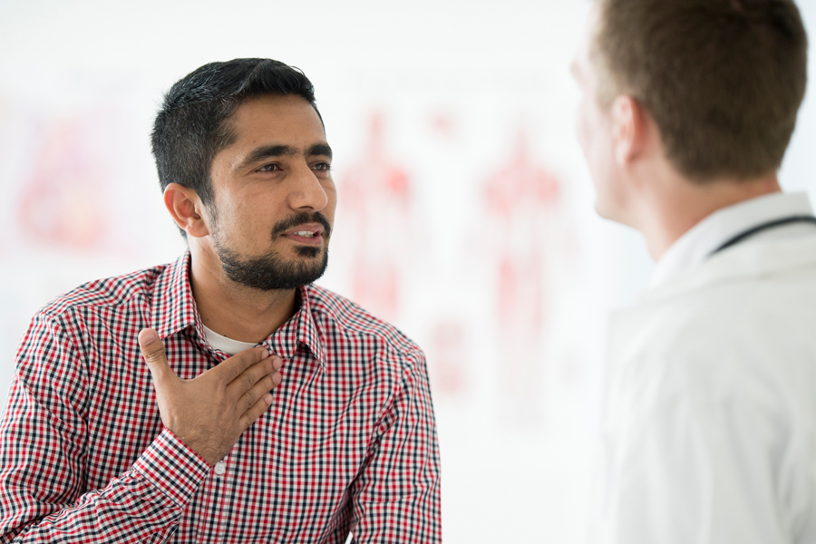 Manage asthma and avoid your triggers