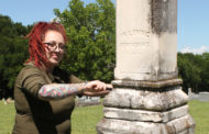 Nonprofit brings life back to grave markers