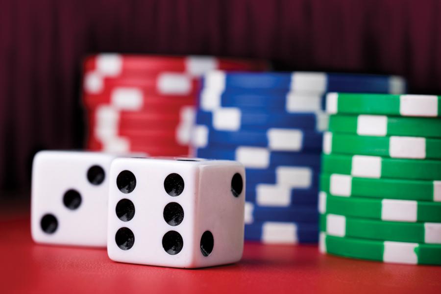 Chamber prepares for Casino night