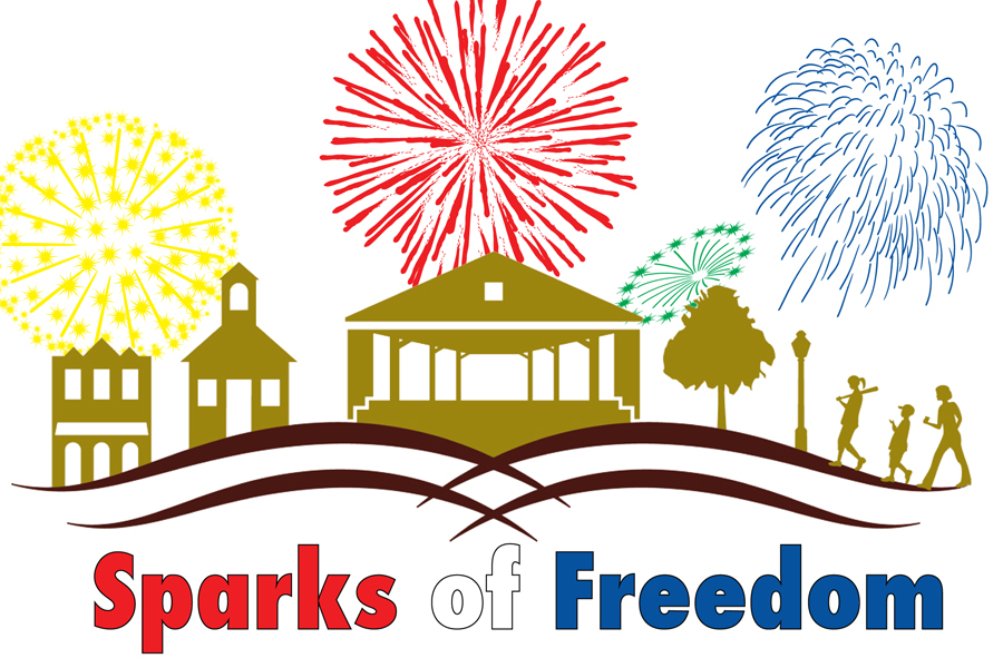 Sparks of Freedom this Thursday