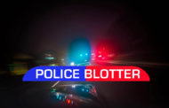 Farmersville Police Blotter released