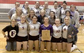 Varsity captures tourney title