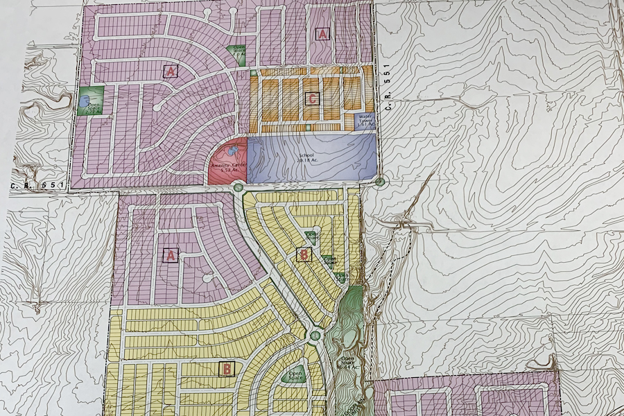 New subdivision to move forward outside city