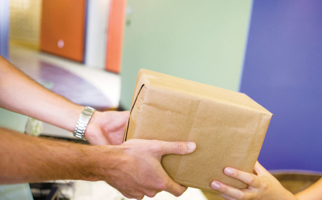 Safe shipping program discourages grinches