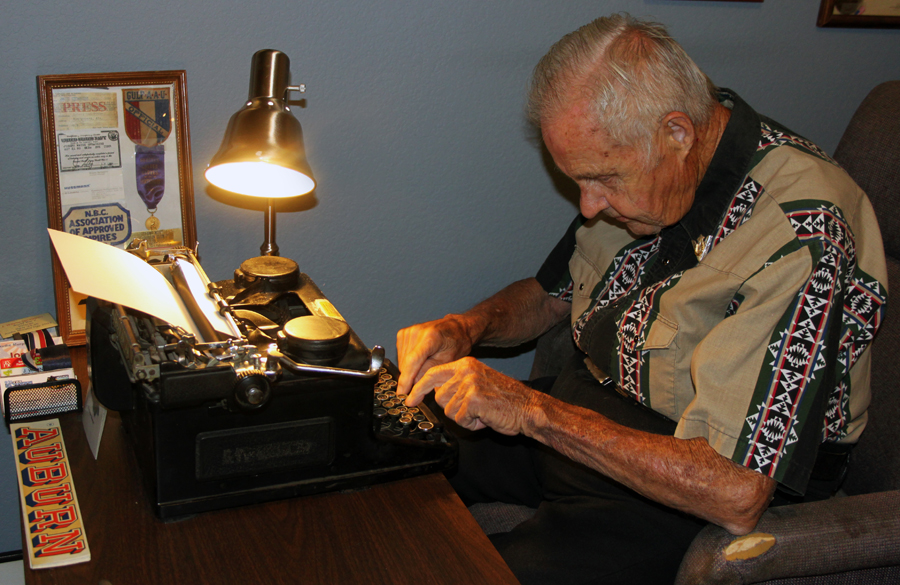 World War II veteran, former resident remembered