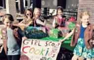 Girl Scout cookie sales start next week