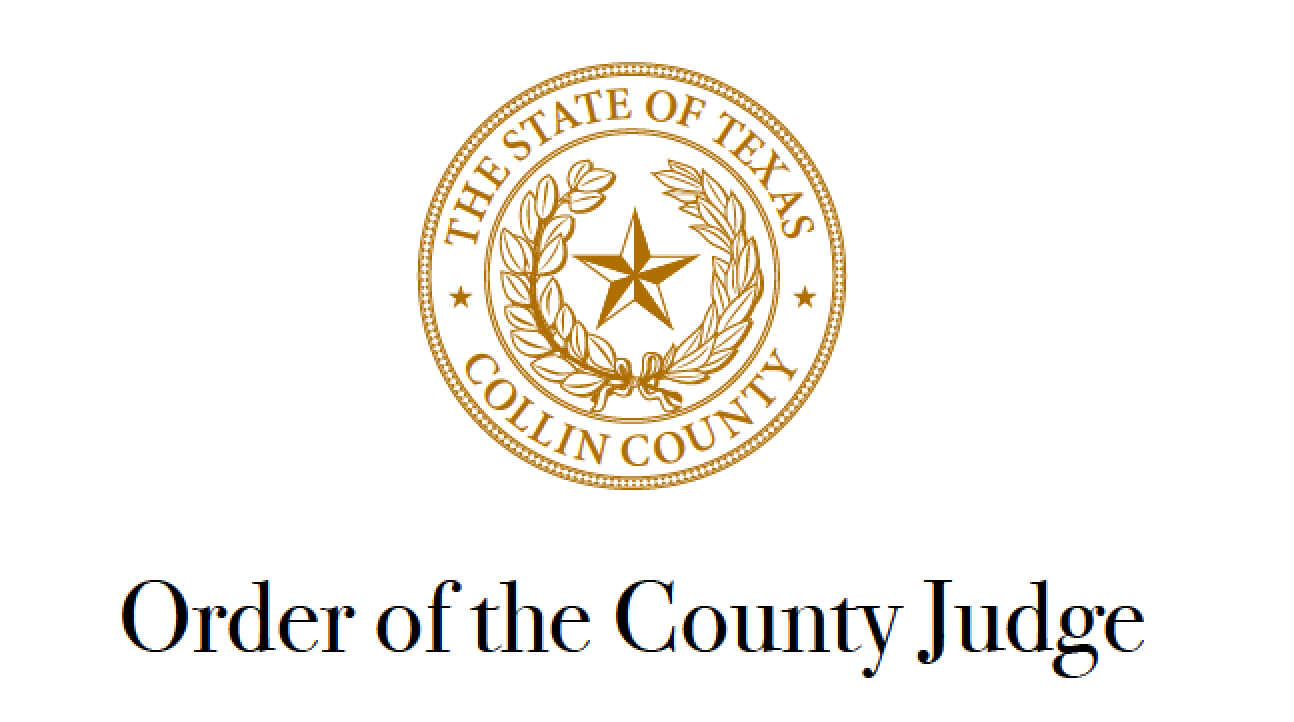 Order of the County Judge rescinded