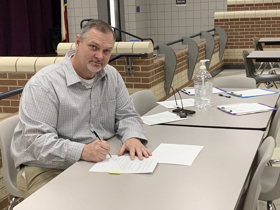 French named superintendent