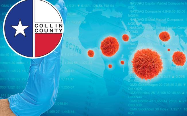 Collin County reports one new COVID-19 case in Farmersville