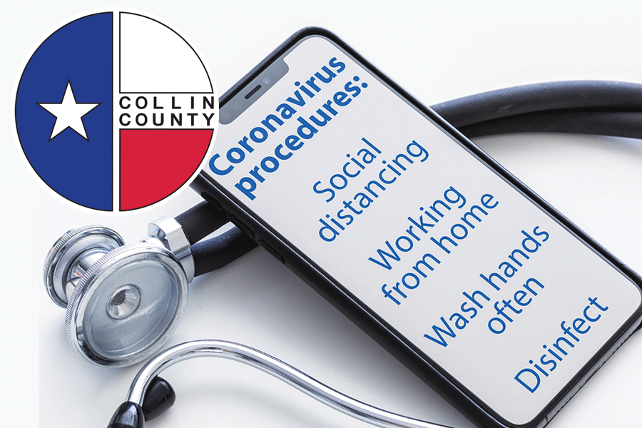 Collin County COVID-19 hospitalization cases declining