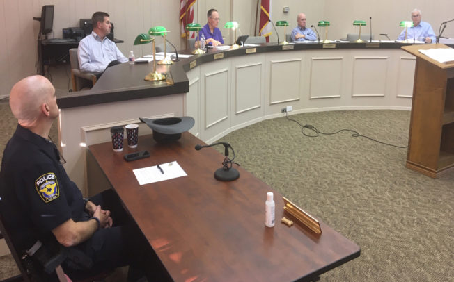 Ordinance expands details of city's declaration of disaster