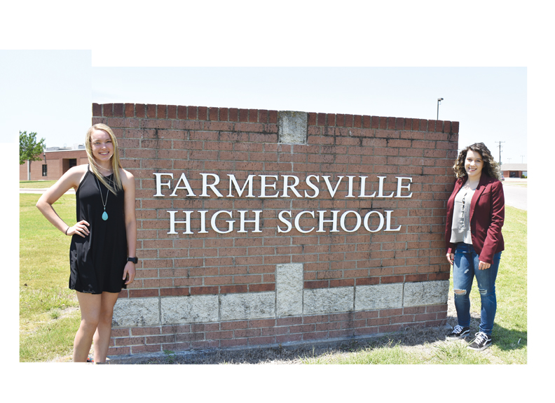 FHS names class of 2020 top two