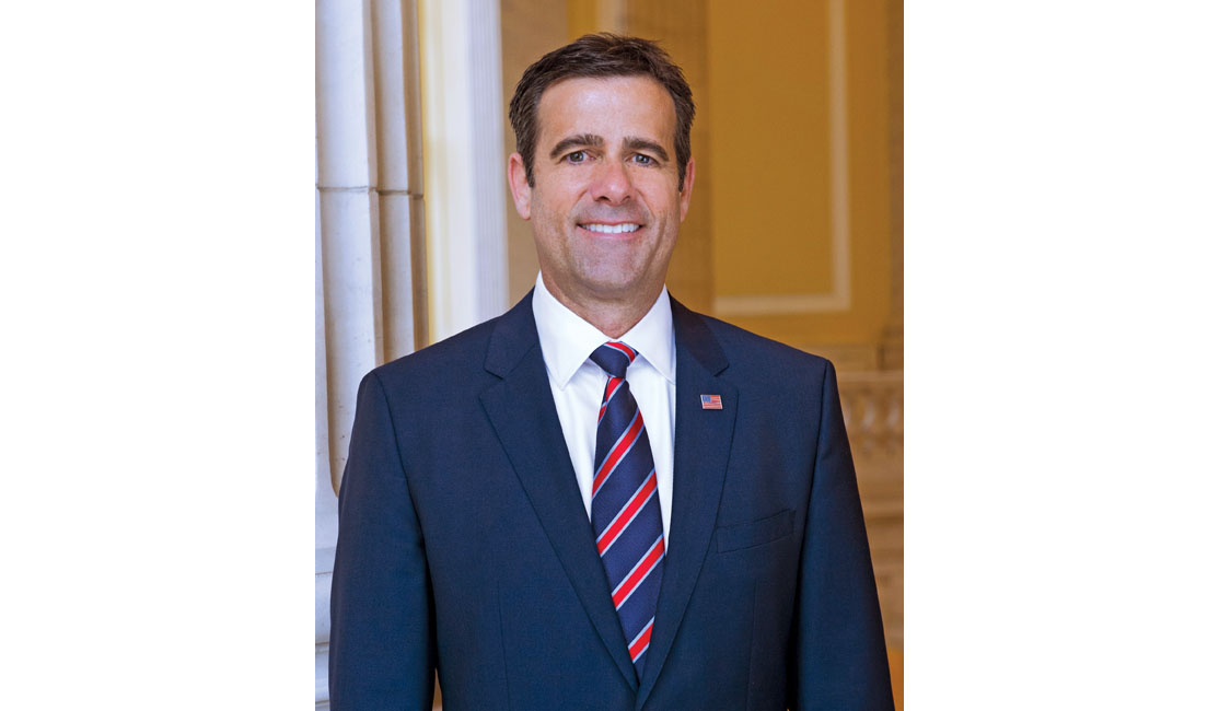 U.S. Rep. Ratcliffe confirmed as intelligence director
