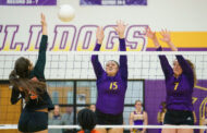Farmersville starts 2020 among best 4A volleyball teams
