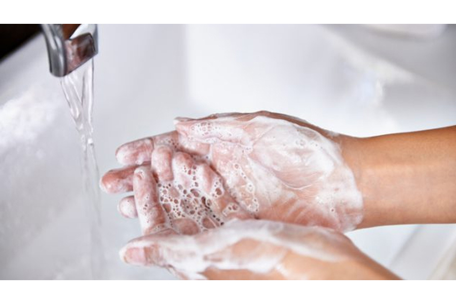 When to use soap and water, or use hand sanitizer