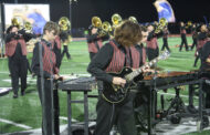 Farmersville marching band competes at UIL competition
