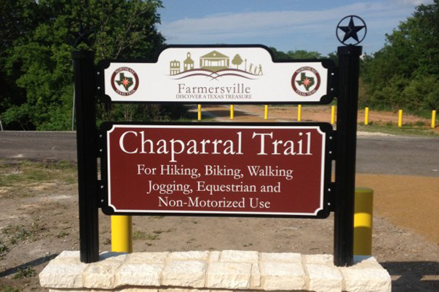 City council reviews Chaparral Trail plan