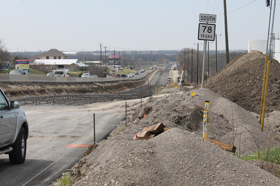 Construction to begin on SH 78