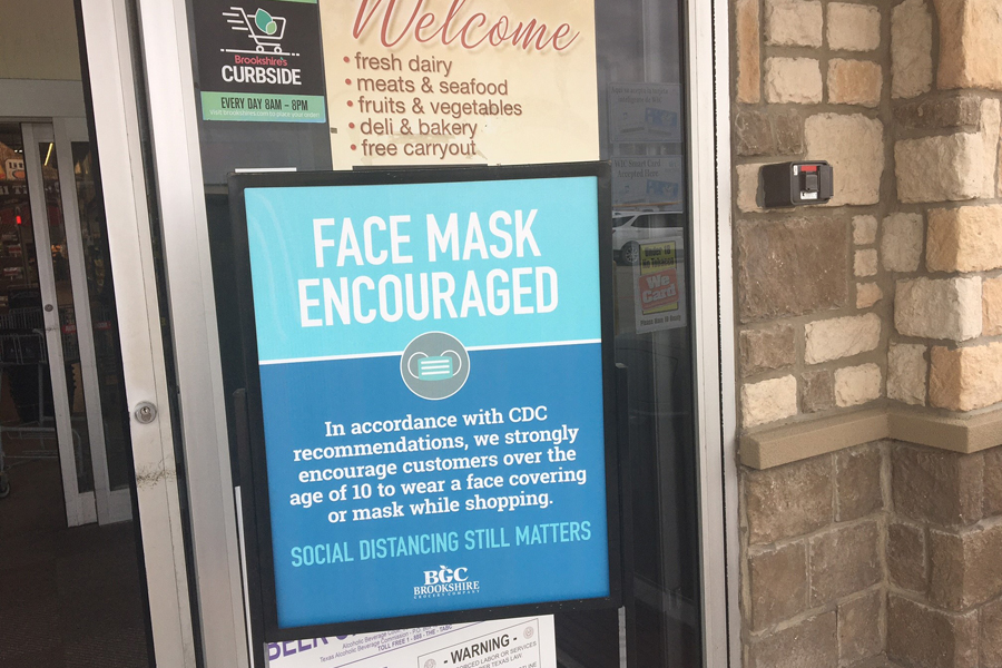Masks still a priority for many