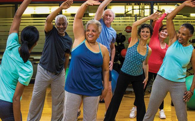 Make exercise a lifestyle choice