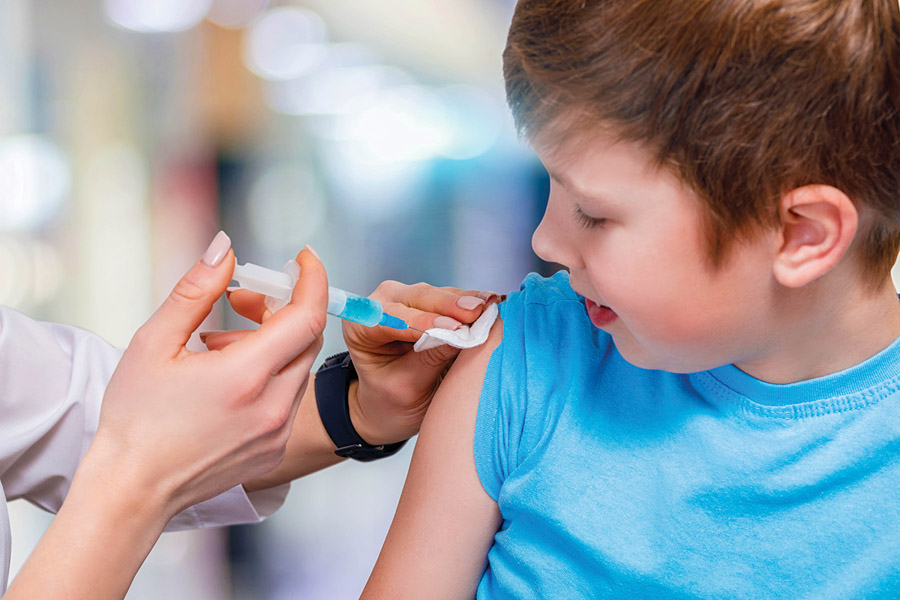 Health experts explain vaccine guidelines