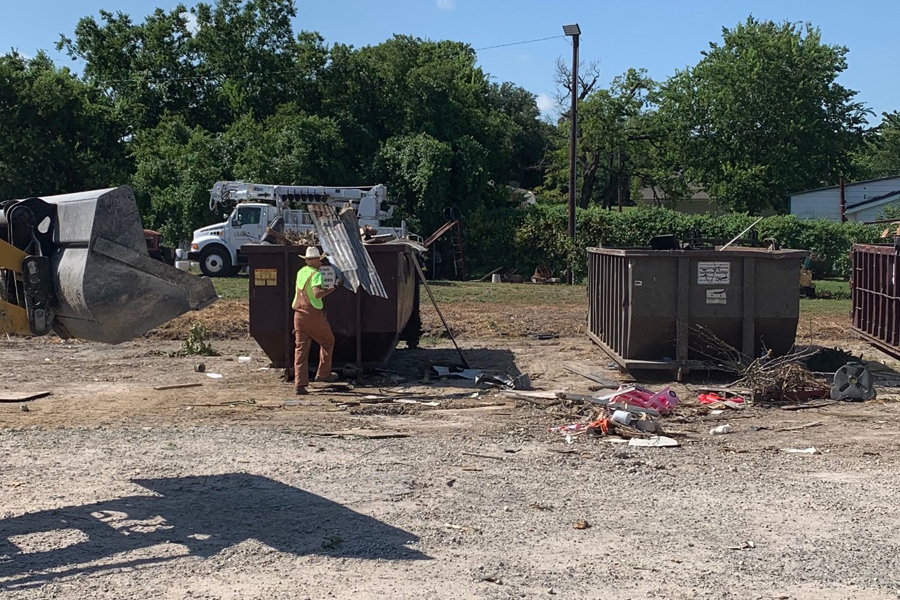 Cleanup day scheduled for June 26