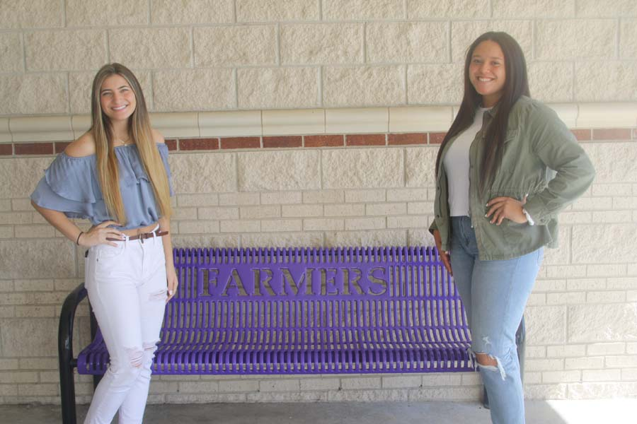 Farmersville's top students succeed on court, in classroom
