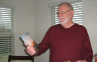 Resident pens book as retirement hobby