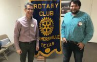 Rotary club efforts support Farmersville
