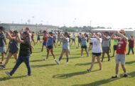 FHS band prepares for upcoming season