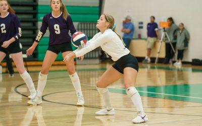 Farmersville, Princeton participate in volleyball scrimmages